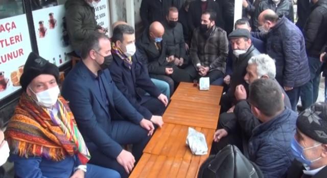 Bursa'da Yörük ve Türkmenlerden şehitlere lokma hayrı
