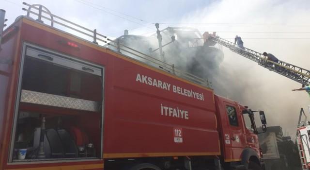 Aksaray Belediyesinden Orman Yangınlarını Söndürme Çalışmalarına Destek