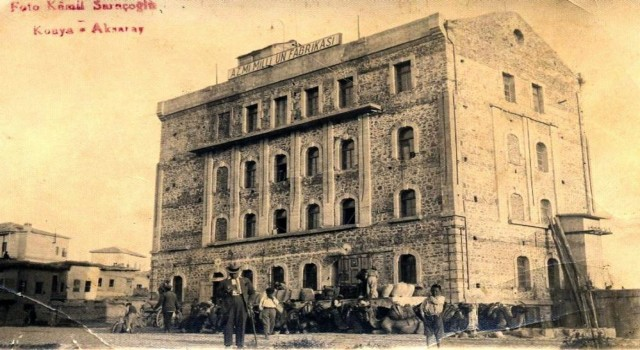 Cumhuriyet Türkiyesi'nin Yaşayan Tek Endüstri Mirası; Azm-İ Milli Un Fabrikası