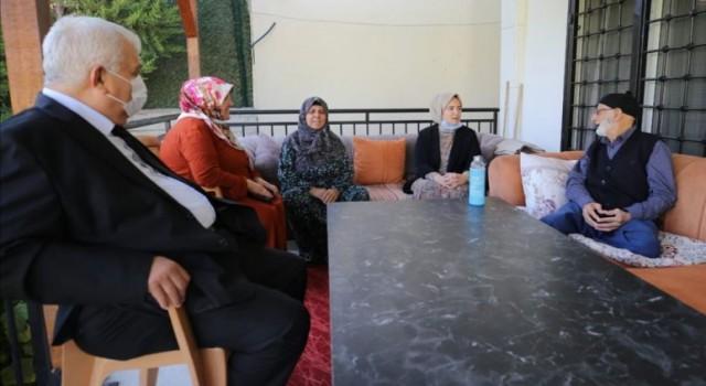 Şehit Ailelerine Ziyaret