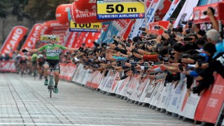 55.Cumhurbaşkanlığı Bisiklet Turu Tekirdağ'dan geçecek