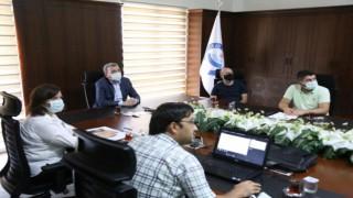 ASÜ'de Enerji Yönetimi Yol Haritası İstişare Edildi