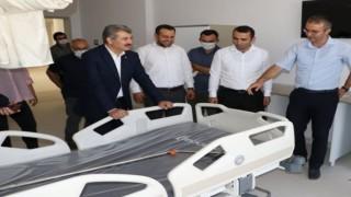 """Başkan Altınsoy: """"Sağlık Alanında Büyük Yatırımlar Yaptık"""""""