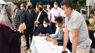 Başkan Dinçer, Paşacık Mahallesinde Düzenlenen Mahalle Meclis Toplantısında Vatandaşlarla Bir Araya Geldi