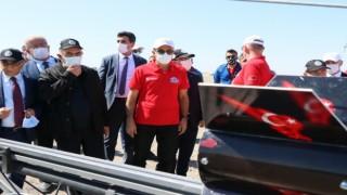 """Cumhurbaşkanlığı Savunma Sanayii Başkanı Demir: """"AKYA Torpidomuzu Devreye Sokuyoruz"""""""