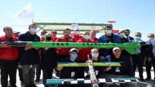 Gençlerin Roketleri TEKNOSEFT 2021 Roket Yarışması Kapsamında Gökyüzüne Fırlatıldı
